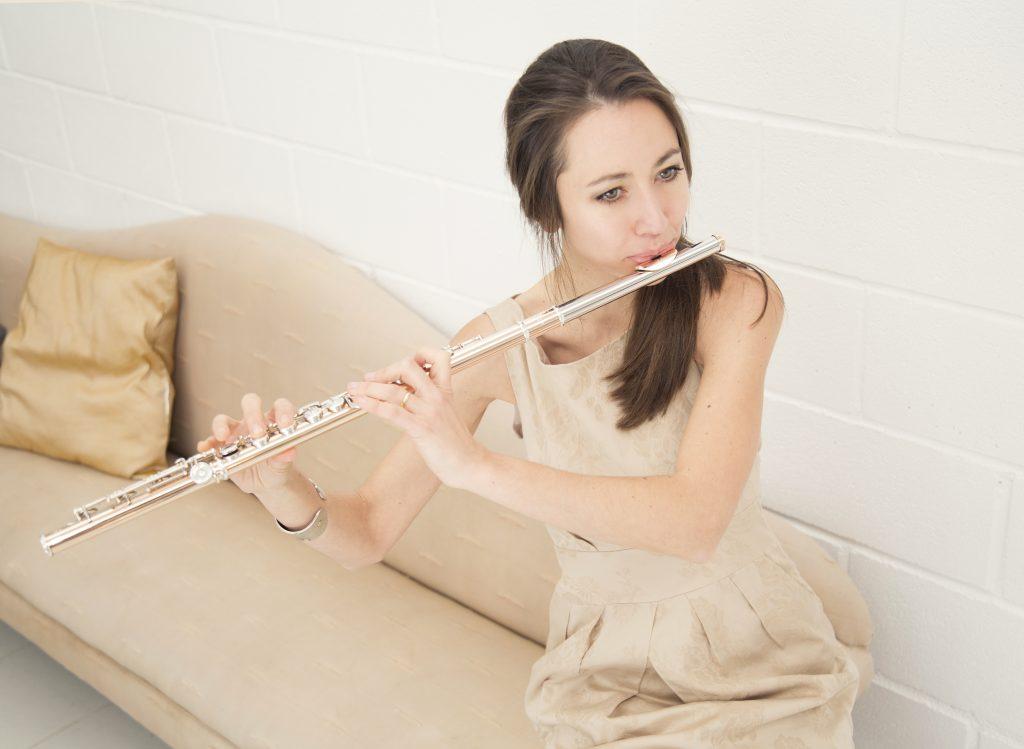 Adria Parravicini flauta